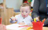 In the classroom: Down Syndrome